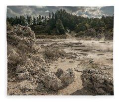 Rotorua Fleece Blanket