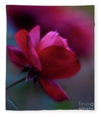 Rouge Fleece Blanket