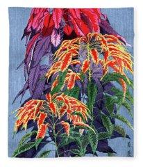 Roys Collection 6 Fleece Blanket