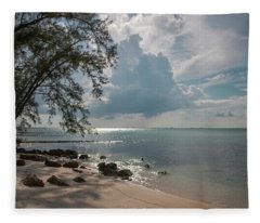 Rum Point Fleece Blanket