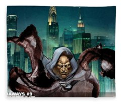 Runaways Fleece Blanket
