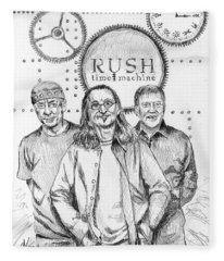 Rush Fleece Blanket
