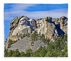 Rushmore Fleece Blanket