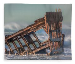 Rusty Relic 0717 Fleece Blanket