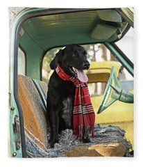 Ryder N Fleece Blanket