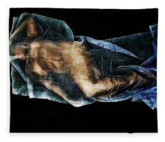 Ryli 9 Fleece Blanket