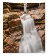 Sabbaday Falls Fleece Blanket