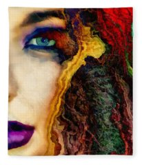 Sabrina Fleece Blanket