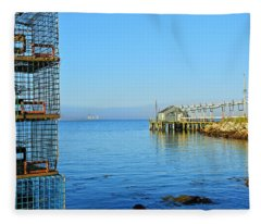 Safe Harbor Fleece Blanket