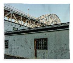 Sagamore Bridge Fleece Blanket