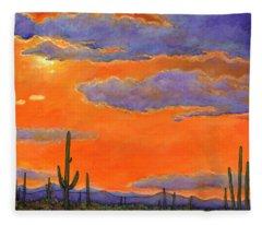 Arizona Fleece Blankets