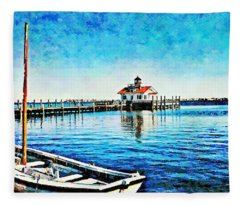 Sail Away Fleece Blanket