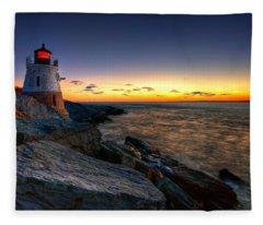 Sailors Delight Fleece Blanket