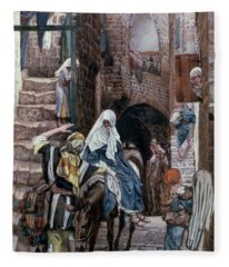 Bethlehem Fleece Blankets