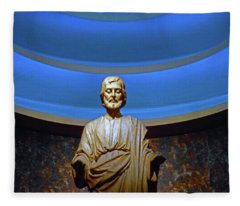 Saint Josephs 10 Fleece Blanket