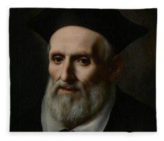 Saint Philip Neri Fleece Blanket