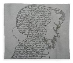 Samra Fleece Blanket