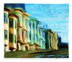 Frisco Street Homes Fleece Blanket