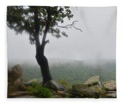 Sanctuary Fleece Blanket