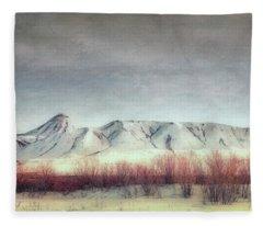 Sanctuary,  Fleece Blanket