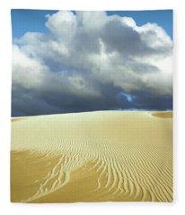 Sandanistas Fleece Blanket