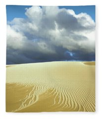 Sandanistas Fleece Blanket