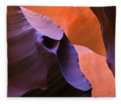 Sandstone Apparition Fleece Blanket