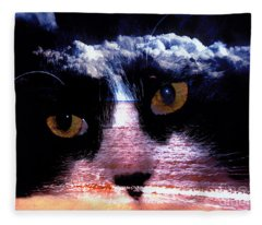 Sandy Paws Fleece Blanket