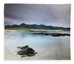 Sanna Bay Fleece Blanket