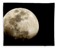 Satellite Serenade  Fleece Blanket