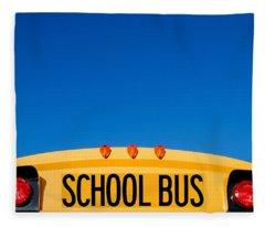 School Fleece Blankets