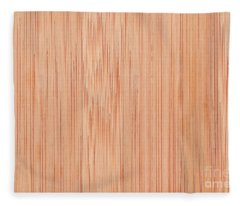 Scratched Bamboo Chopping Board Fleece Blanket