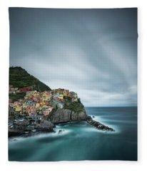 Sea Of Dreams Fleece Blanket
