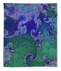 Sea Star Fleece Blanket