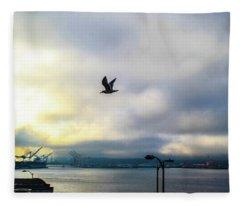 Seahawkin Fleece Blanket