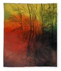 Seasons Change Fleece Blanket