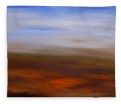 Seasons Changing Fleece Blanket