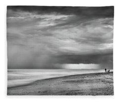 Secluded Fleece Blanket