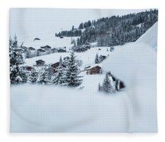 Secret View- Fleece Blanket