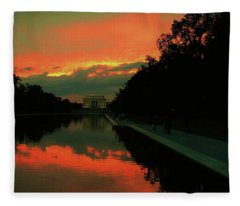 Secrets Of Dc Fleece Blanket