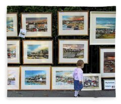 1500 Images Of Ireland........... Buy One A Year And  You Will Have A Starter Collection In 5 Years. Fleece Blanket