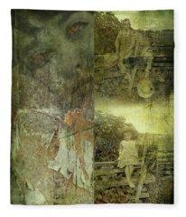 Selective Memory Fleece Blanket