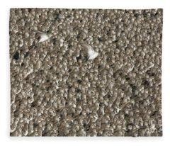 Semipalmated Sandpipers Fleece Blanket
