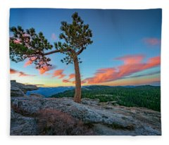 Sentinel Dawn Fleece Blanket