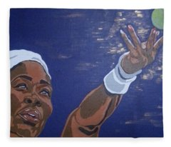 Serena Williams Fleece Blanket