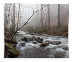 Serene Repose Fleece Blanket