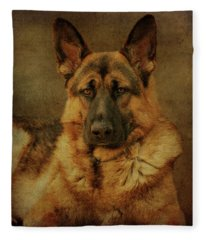 Serious Fleece Blanket