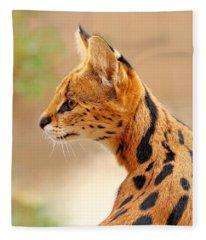 Serval - Extreme Hunter Fleece Blanket