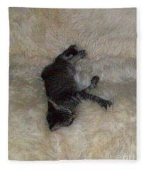 Seventh Heaven Fleece Blanket