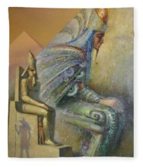 Shadows Fleece Blanket